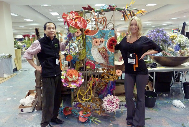 Floral Design Students Are Nationally Recognized Golden West