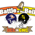 The Battle of the Bell Football Game at Le Bard Stadium GWC v OCC Saturday, November 7, 2015 Tailgate Party: 4:00-6:00 pm and Game Time: 6:00 pm Show your ID w/college […]