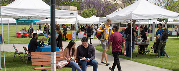 The GWC Career Center hosted an on-campus Career Fair in the Central Quad on Wednesday, April 13th, 2016 for students. Over 45 employers were in attendance ranging from local law […]