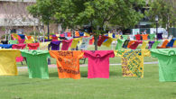 Golden West College is participating in the national Clothesline project during Sexual Assault Awareness Week. The t-shirts were hung on the clotheslines in the Central Quad onMonday, April 25 and […]