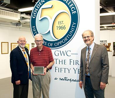 Wes Bryan, John Wordes and David Hudson