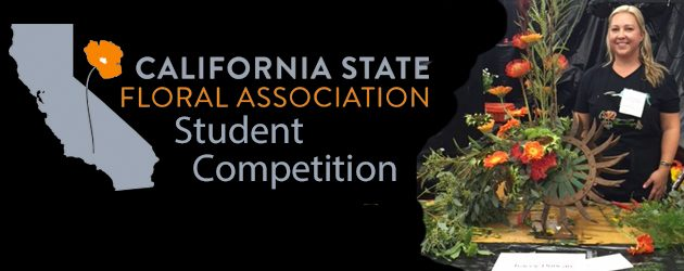 Tracey Duncan, a current student in our Floral Design and Shop Management Certificate program, competed at the California State Floral Association's Student Design Competition held on November 6th at The Original […]