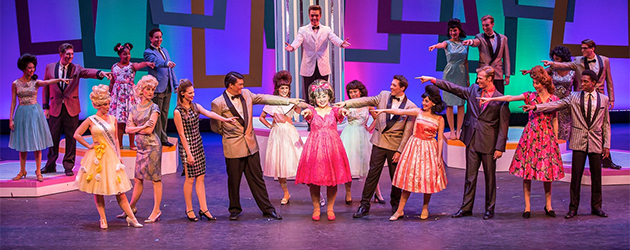 Hairspray dance production