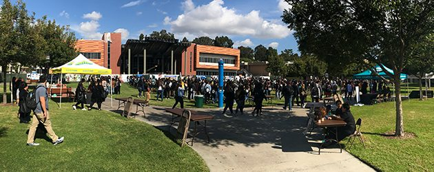 "GWC hosted their 42nd Annual Chican@/Latin@ College Day on Friday, November 3, 2017. This year's theme, ""In Lak'ech – I Am You, You Are Me!"" was well-received by the almost […]"