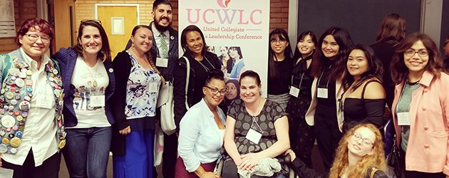 The Office of Student Life & Leadership and Student Equity sponsored 12 students to attend the United Collegiate Women's Leadership Conference (UCWLC) on November 17 & 18, 2017 at Loyola […]