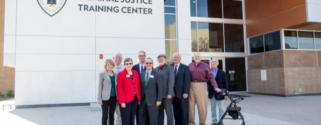 Golden West College hosted a grand opening and ribbon cutting ceremony for the new Criminal Justice Training Center on Tuesday, April 10th, 2018.  The larger and more modern 39,000 square […]