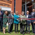 Golden West College hosted a grand opening ceremony for its new Student Services Center on Thursday, May 3, 2018.  Ground broke for the structure back in April 2016, and almost two years later the Student Services Center opened its doors.