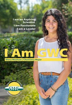 Elena Mosham - I Am GWC