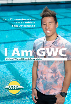 golden west college launches i am gwc campaign at welcome day