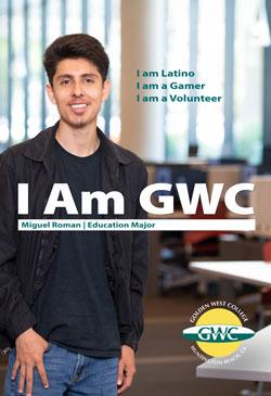 Miguel Roman - I Am GWC