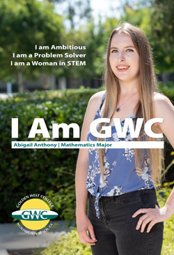 Abigail Anthony - I AM GWC