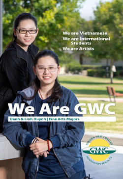 Oanh & Linh Huynh - We Are GWC