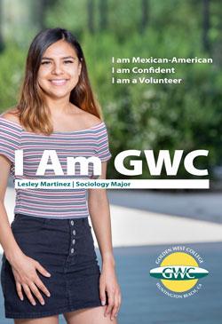 Lesley Martinez - I Am GWC