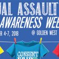 GWC's Intercultural Programs (ICP) office will host its 4th Sexual Assault Awareness Week from September 4-7 on campus, featuring interactive activities, installations, and a screening followed by a group discussion. […]