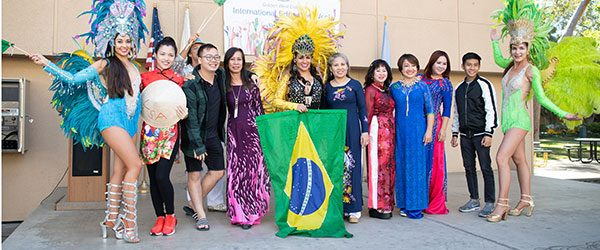 GWC's Center for Global and Cultural Programs brought a world of culture to campus on Wednesday, November 14, at its International Festival.