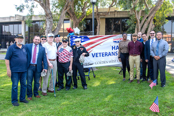 Veterans Day 2018 Celebration at GWC