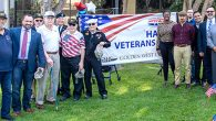 Golden West College recognized Orange County veterans and student veterans at its annual Veterans Day Celebration on November 8, 2018.
