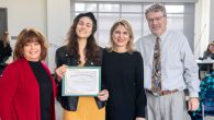The President's Office and Academic Senate have partnered together to honor outstanding students for excellence in the classroom, campus community, or in their personal lives. Mariella was nominated by Mathematics […]