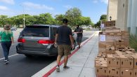 The Stand at Golden West College has expanded its partnership with Second Harvest Food Bank of Orange County and is now offering weekly food boxes for GWC students through December 2020.